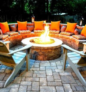 Outdoor Fire Pits-College Station TX Professional Landscapers & Outdoor Living Designs-We offer Landscape Design, Outdoor Patios & Pergolas, Outdoor Living Spaces, Stonescapes, Residential & Commercial Landscaping, Irrigation Installation & Repairs, Drainage Systems, Landscape Lighting, Outdoor Living Spaces, Tree Service, Lawn Service, and more.
